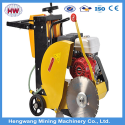 Exporting Gasoline Concrete Road Grooving Machine/road cutter