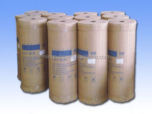 Clear Bopp Jumbo Roll water-based Acrylic Adhesive for export carton