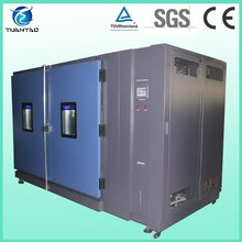 Customized non-standard walk in environmental chamber for medicine stability test