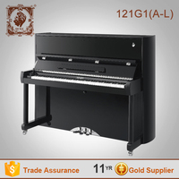 Keyboard musical instruments miniature antique piano