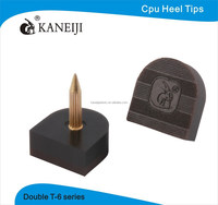 PU women high shoe heel tips