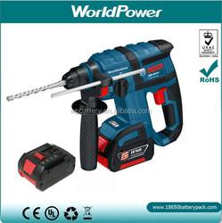 18v 3ah Li-ion battery pack for Bosch cordless drill