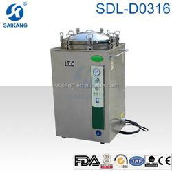 Electric-heated vertical steam sterilizer