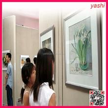 YASHI Artists Filbert Nylon Synthetic Painting Brushes Wood Art Painting Brush 218