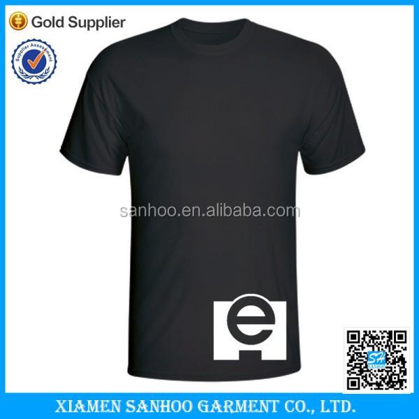 100% Cotton Cheap Printing Tee Shirt With Company Logo