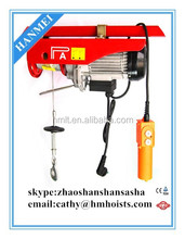 Mini PA electric hoist garage hot sale