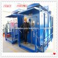 La venta de los generadores diesel