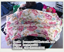 Fashionable quality Grade AAA bulk used clothing wholesale supplier in malaysia