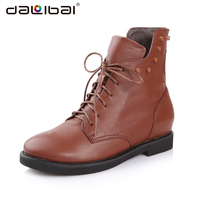 All Size for Cheap Motorcycle Increase Elevator Snow Boots Fashion For Women in Winter