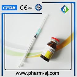 1ml syringe with glutathione injection for women face