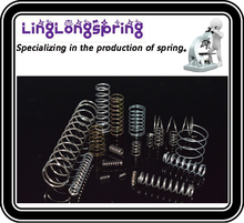 factory produce high quality toy car compression spring