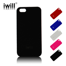 mobile phone accessories packaging plastic hard case for mobile phone