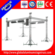 school event, Star performances, outdoor event ground support truss system