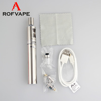 Summer Releasing! Rofvape A Plus starter kit 3000mah mod VS ego vaporizer smoking pen Cartomizer Tank Master List