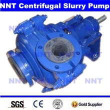 Rubber Lined Heavy Duty Centrifugal Slurry Pump