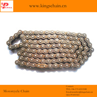 wholesale motorcycle part 415 natural color motorcycle roller chain