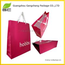 New design fashion cheap wholesale paper shopping bags