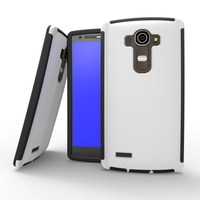 Hybrid Rugged High Impact Protective Mobile Phone Case For LG G4