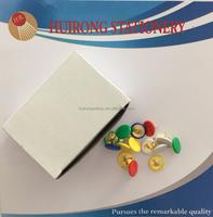 100 pcs paper box packing,Wholesale plastic thumb tack
