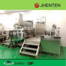 200L Cream/lotion/paste vacuum emulsifying mixer