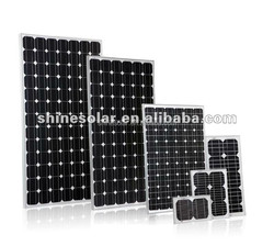 2015 Hot sale Flexible 12v 100W poly sunpower solar panel