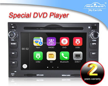 Hot car audio for Peugeot 307 Car DVD/mp3 player with GPS/bluetooth/radio/SD/USB function
