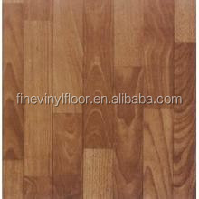 fire proof PVC flooring apple wood like floor cover