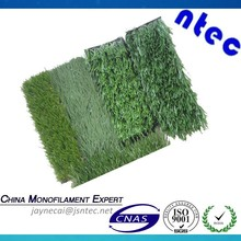 PE artificial grass curly yarn for car mat
