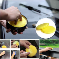 Popular 2016 Hot Sell!Dual Layered Soft Foam Applicator/Foam Wax Applicator Pad