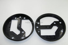 China manufacturer wholesale moulded rubber parts