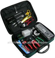 FTTH fiber optic fusion splicer tools kit
