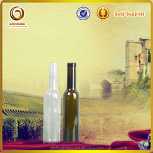 Chinese high quality 200ml bordeaux empty wholesale mini wine bottles