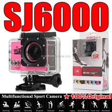 factory price new products hardened padlock brands waterproof hd mini sport dv 1080p manual wifi sj6000