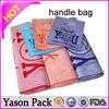 Yason plastic bag in selangor roll up shopping bag flat handle bags