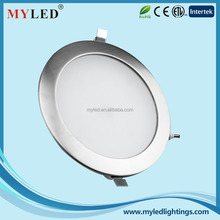 2015 top ten selling products slim ceiling light 6 inch 12w LED downlight