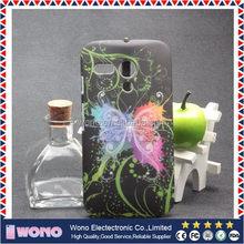 Top grade hot sell rose mobile phone case manufacturer
