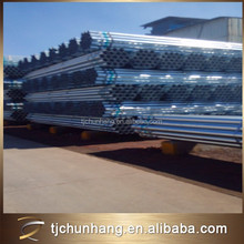 ms pipe thickness size and specification / bs 1387 pre galvanized pipe / pre galvanized pipe for greenhouse