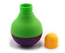 dog toy bouncing ball for pet food treating playing