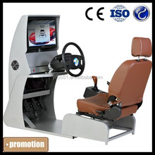 Driver training education car/truck driving training simulator