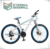2015 Exercise colorful fixed gear 26 inch new 24 speed full suspension mountain bike / bicycle GB1020 for sale