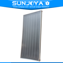 Black Chromium Coating Flat Plate Solar Collector