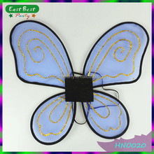 Blue Grace Hen Party Fairy Wings Butterfly Fancy Party Wings