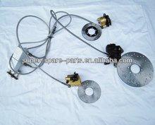 cheap china 200cc atv rear brake assembly
