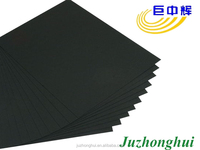 Black box cardboard with factory price