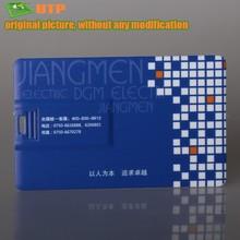 Promotion card Free sample 5 years warranty Fast sample usb key wholesale high speed usb logo print custom usb logo