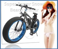> 60 km Range per Power and Brushless Motor Golden Motor Brand E bicycle