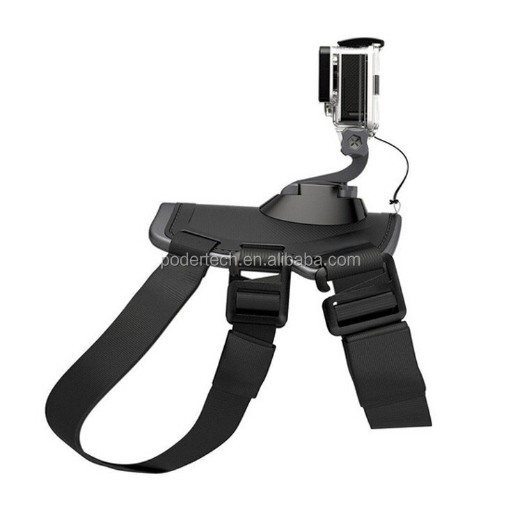 dog harness mount