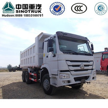 SINOTRUK HOWO Tipper 6x4 10 Wheels Dump Truck