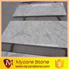 Prefabricated Kashmir white kitchen top, india granite countertop
