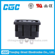 China CGC Power Socket AS-09 high quality 15 amp socket